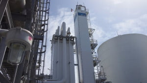 air separation unit painting