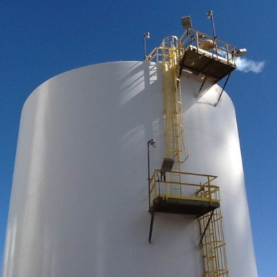 Nevada cryogenic tanks