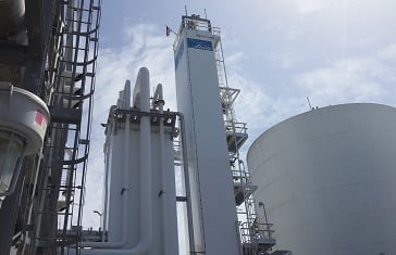 cryogenic tank air separation units