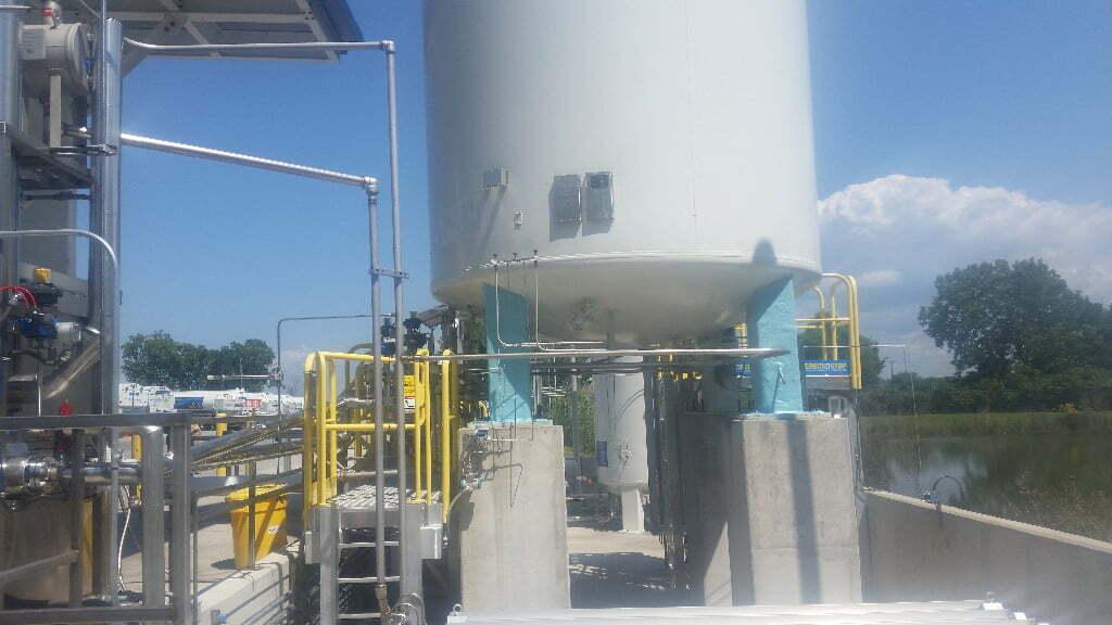 cryogenic tanks