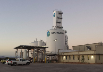 matheson cryogenic tanks