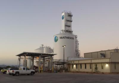 matheson cryogenic tanks