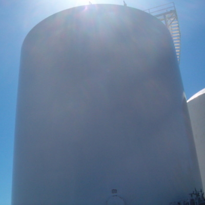 bozrah finish cryogenic tanks