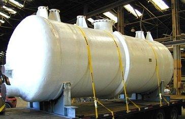 fiberglass cryogenic tank insulation repair