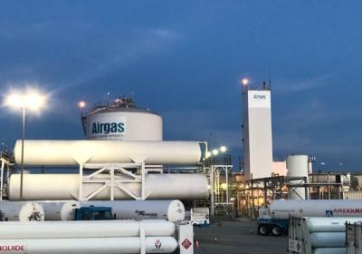airgas tanks
