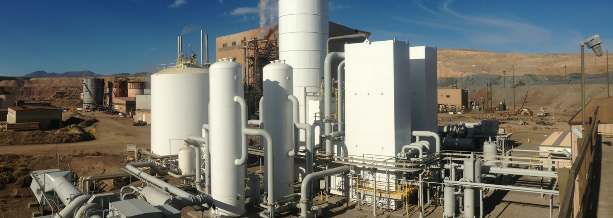industrial tank coating services and painting